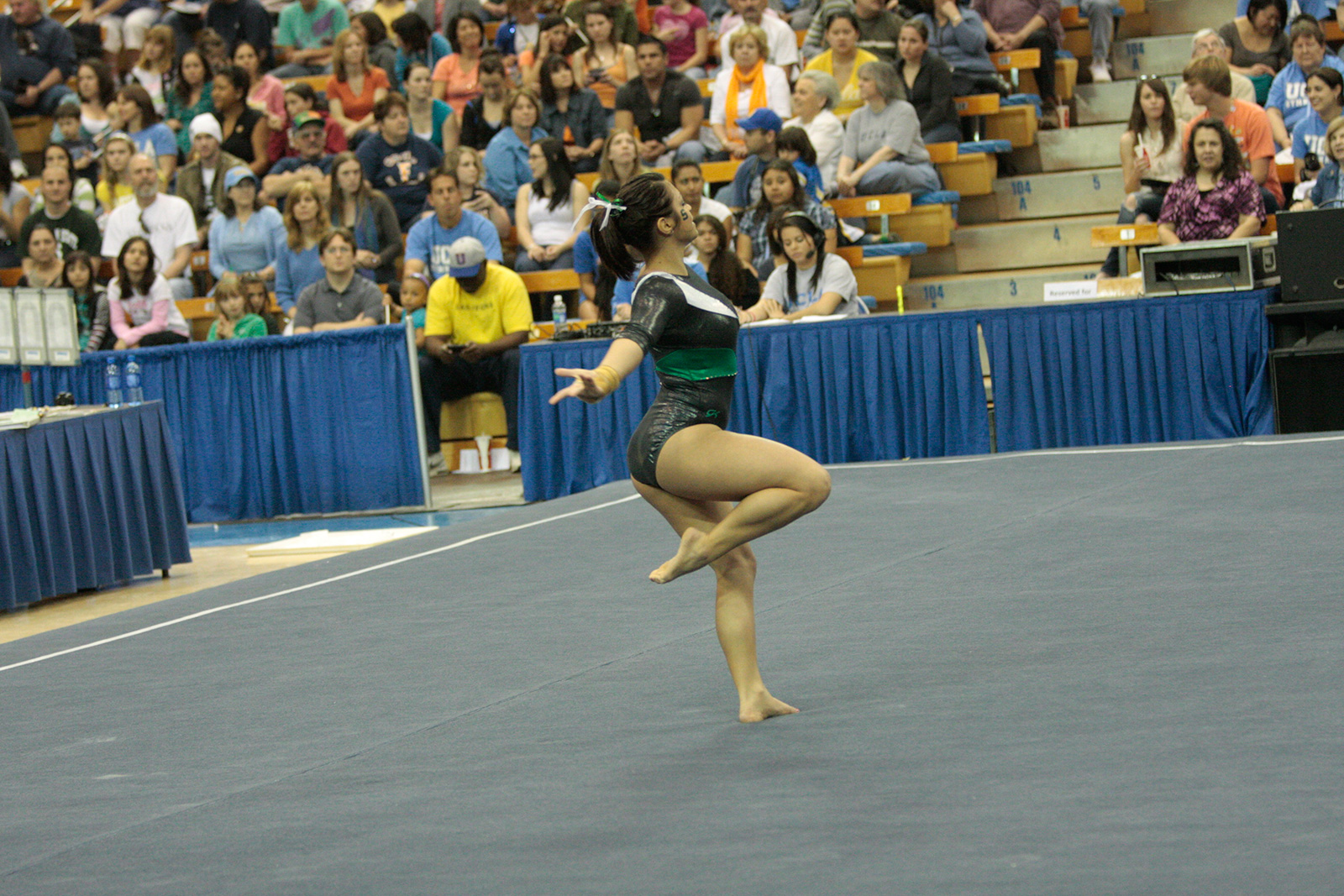 Jo Level 9 Floor Routine Construction This Cgm Knows