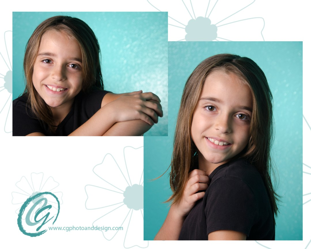 CG Photo and Design own children have their family portraits taken my mother who is a photographer in Chandler, AZ.