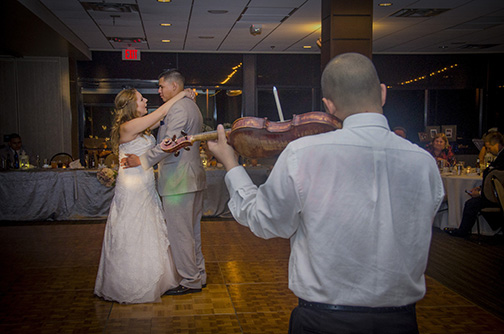 Party Bug Entertainment Has Photographs Taken By Chandler Wedding Photographer