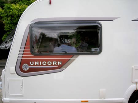 New unicorn graphics
