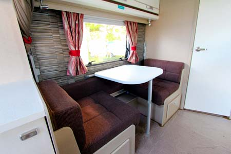 Swift Eccles Moonstone Dining Area