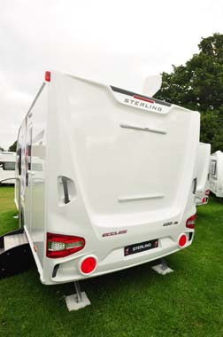 Sterling Eccles 480  Rear