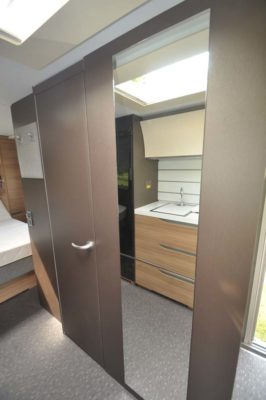 Adria Alpina Missouri Mirrored Cupboards