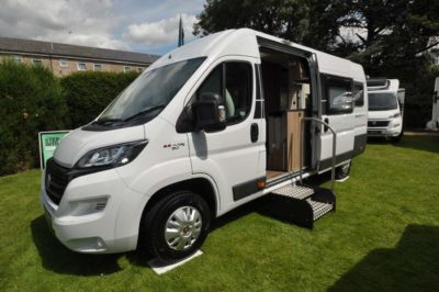 Autocruise Select 184 Exterior