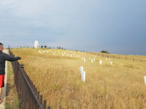 Here's where the last soldiers died.
