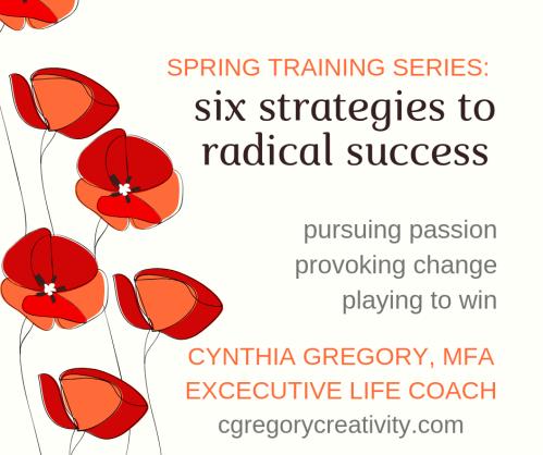 spring training for transformation