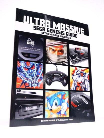 Ultra Massive Sega Genesis Book