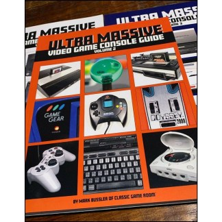 Ultra Massive Video Game Console Guide Trilogy Volumes 1-3 Bundle
