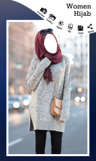 Hijab-Women-Fashion-Photo-cg-special-fx-screenshot 8