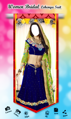 Women-Bridal-Lehenga-Suit-cg-special-fx-screenshot 1