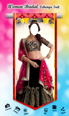Women-Bridal-Lehenga-Suit-cg-special-fx-screenshot 4