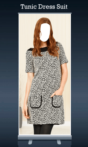 women-fashion-Tunic-Dress-Suit-cg-special-fx-screenshot 7
