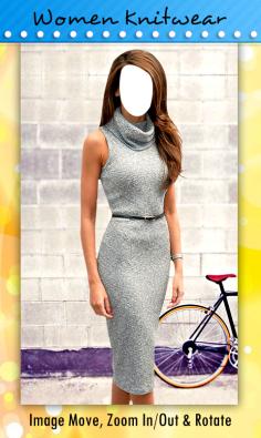 Women-Knitwear-Dress-Suit-fashion-cg-special-fx-screenshot 4
