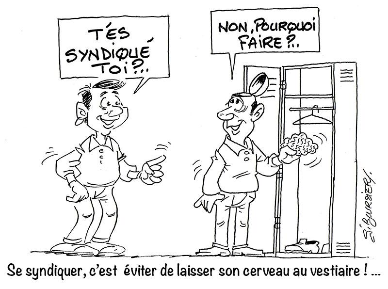 Syndicalisation