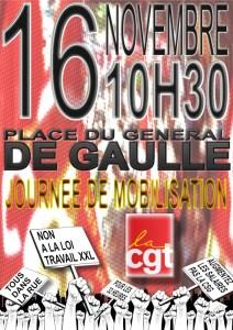 Journée d'action nationale @ Place du Général de Gaulle, Nice   Nice   Provence-Alpes-Côte d'Azur   France