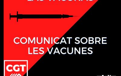 Campaña de vacunación del Servicio de Ambulancias en Cataluña