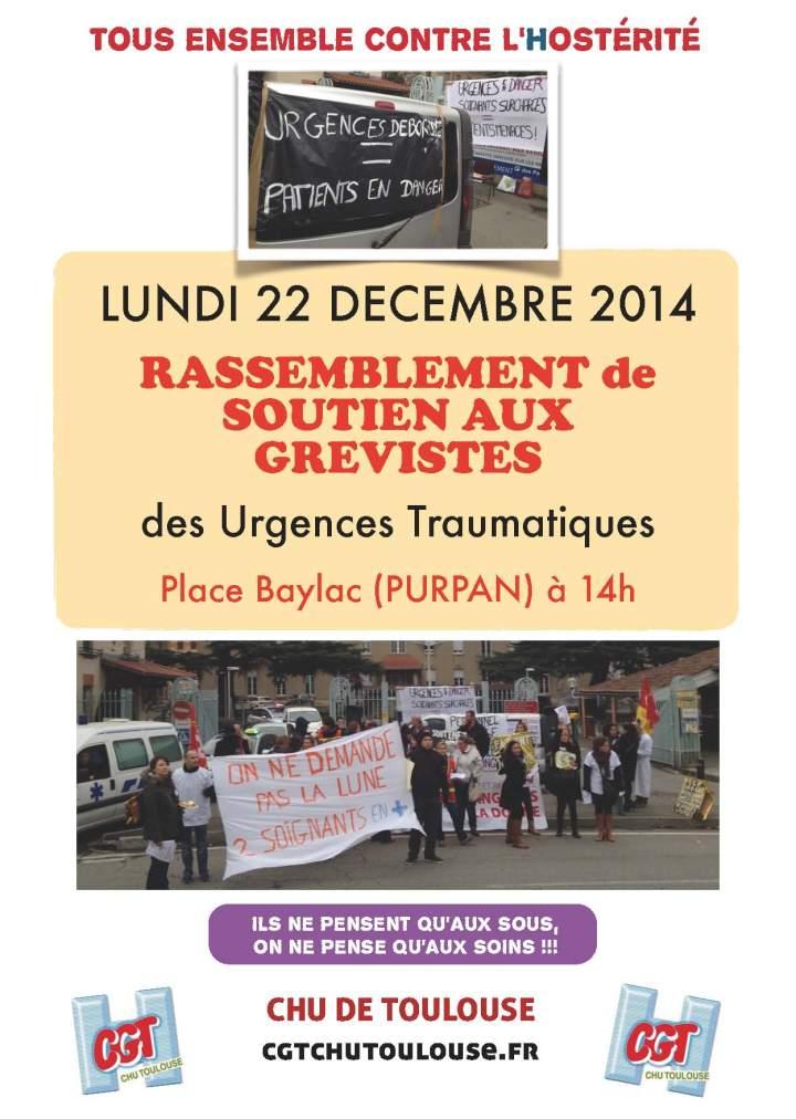 Affiche UT 22 Décembre