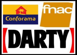 Comuniqué de Presse Darty Fnac Conforama