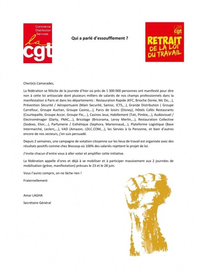 cgt commerce infos
