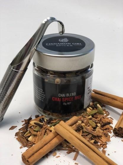 Cinnamon Girl Tea and Spices Chai Spice Mix