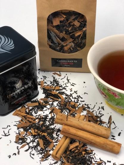 Cinnamon Girl Tea and Spices Cinnamon