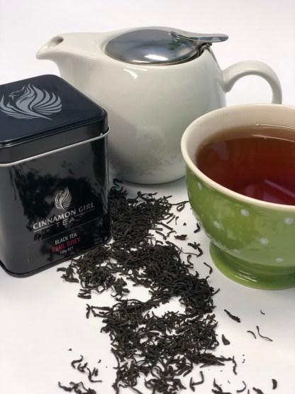 Cinnamon Girl Tea and Spices Earl Grey