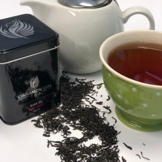 Cinnamon Girl Tea and Spices Earl Grey