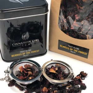 Cinnamon Girl Tea and Spices Fruit Berries of the Forest