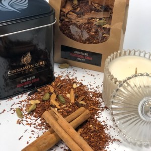 Cinnamon Girl Tea and Spices Rooibos Chai