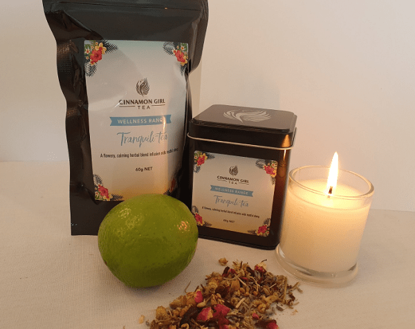 Tranquili Tea PNG
