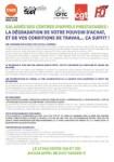 Tract intersyndical n°2
