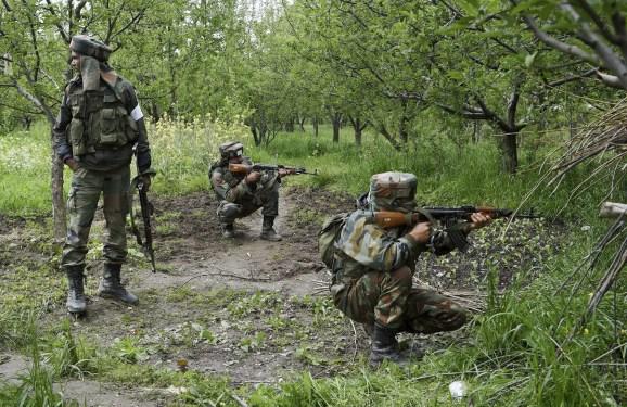नारायणपुर पुलिस-नक्सली मुठभेड़ में 1 वर्दीधारी नक्सली ढ़ेर, 1 नग 315 बोर हथियार व दैनिक उपयोग की सामग्री बरामद