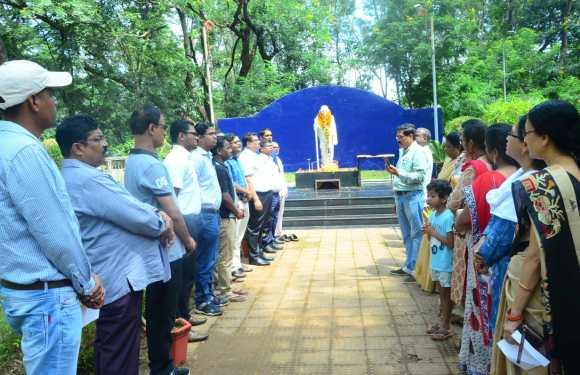महात्मा गांधी की 150 वीं जयंती पर जिले में अनेक कार्यक्रमों का आयोजन, जिले से लेकर ग्राम पंचायत स्तर तक लिया गया स्वच्छता का संकल्प