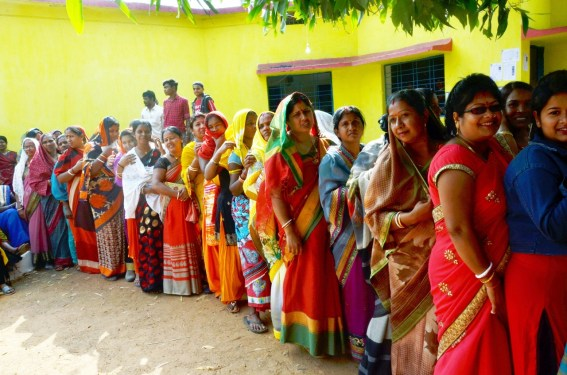 त्रिस्तरीय पंचायत आम निर्वाचन में अंतिम आंकड़ों के अनुसार लगभग 70 प्रतिशत हुआ मतदान, प्रथम चरण में शांतिपूर्ण ढंग से सम्पन्न हुआ मतदान
