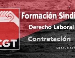 Formación: Derecho laboral: Contratación