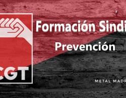 Formación: Prevención