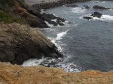 Daio cape rocks