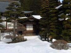 Higashiyama temple walk