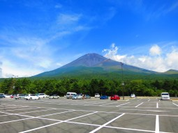 That's the task for the day!! Mt. Fuji as seen from Fujinomiya Station 1