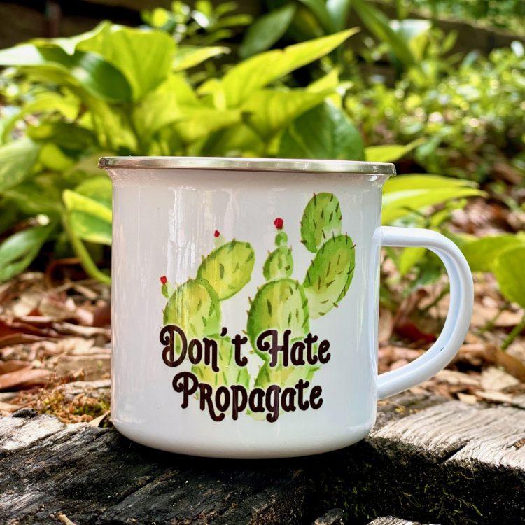 Mug - Don't Hate, Propagate