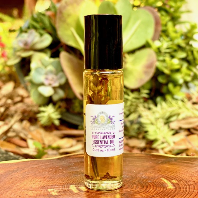Lavender Essential Oil Roller (10ml)