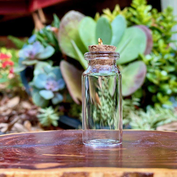 Jar Spell Bottle