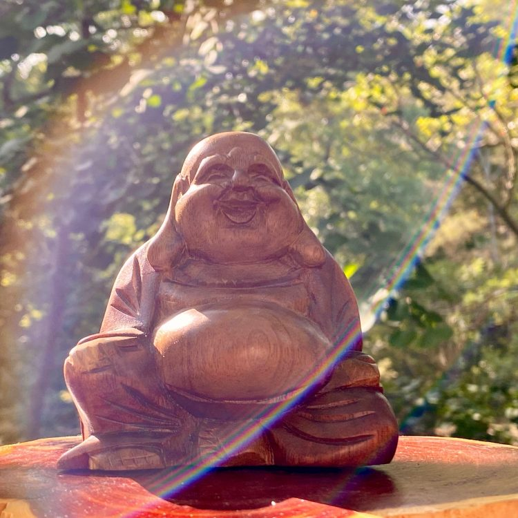 Happy Buddha (small)