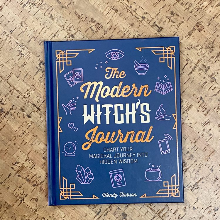 Modern Witch's Journal: Bring Positive Magic into Your Life