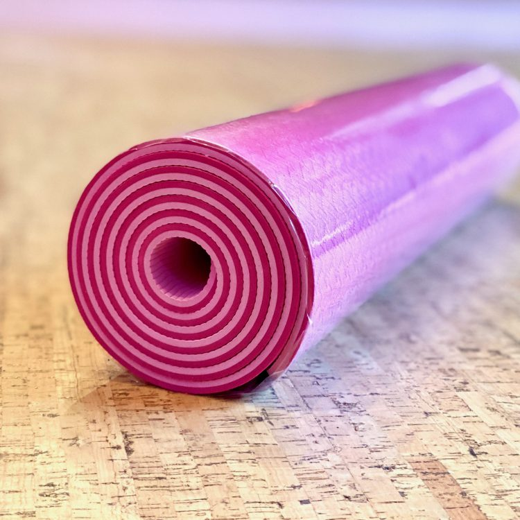 Colored Yoga Mat