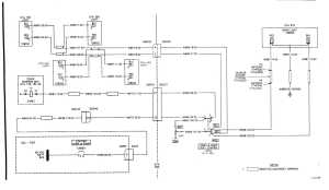 CABIN AND RAMP LIGHTS WIRING DIAGRAM