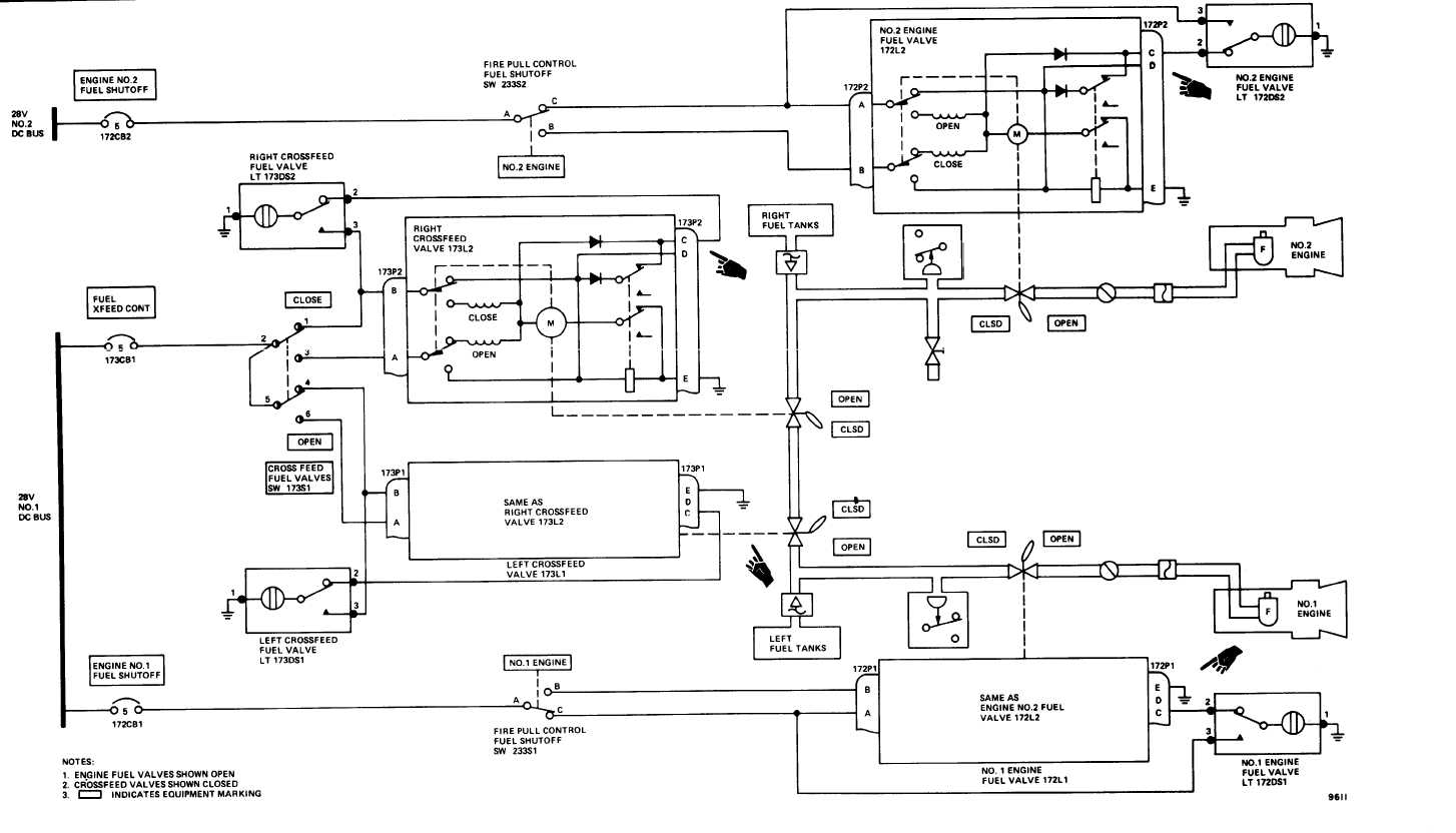 Shut Off Valve Diagram