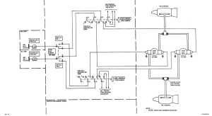 FIRE EXTINGUISHING SYSTEM SCHEMATIC DIAGRAM