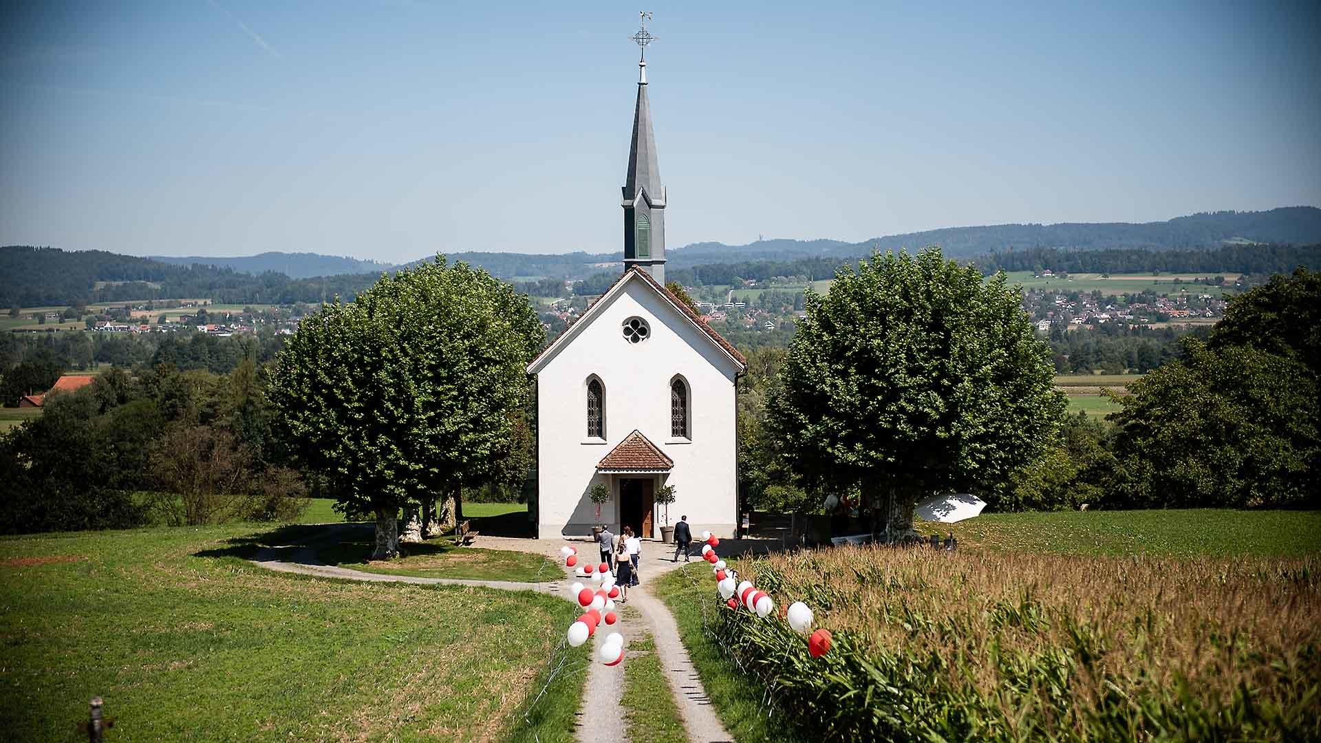 Hochzeitsfotograf Kapelle