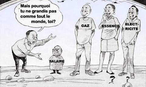 Cotisations Salariales Hausse De La Csg Indemnite